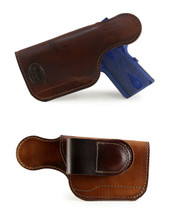 1911 High-Ride Magnetic Quick, Click, & Carry Holster