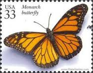 Image result for danaus plexippus australian stamp