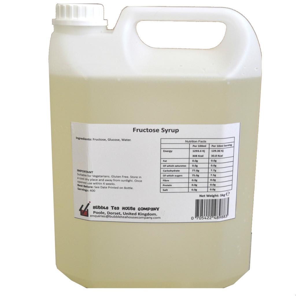 5kg (4L) Fructose Syrup