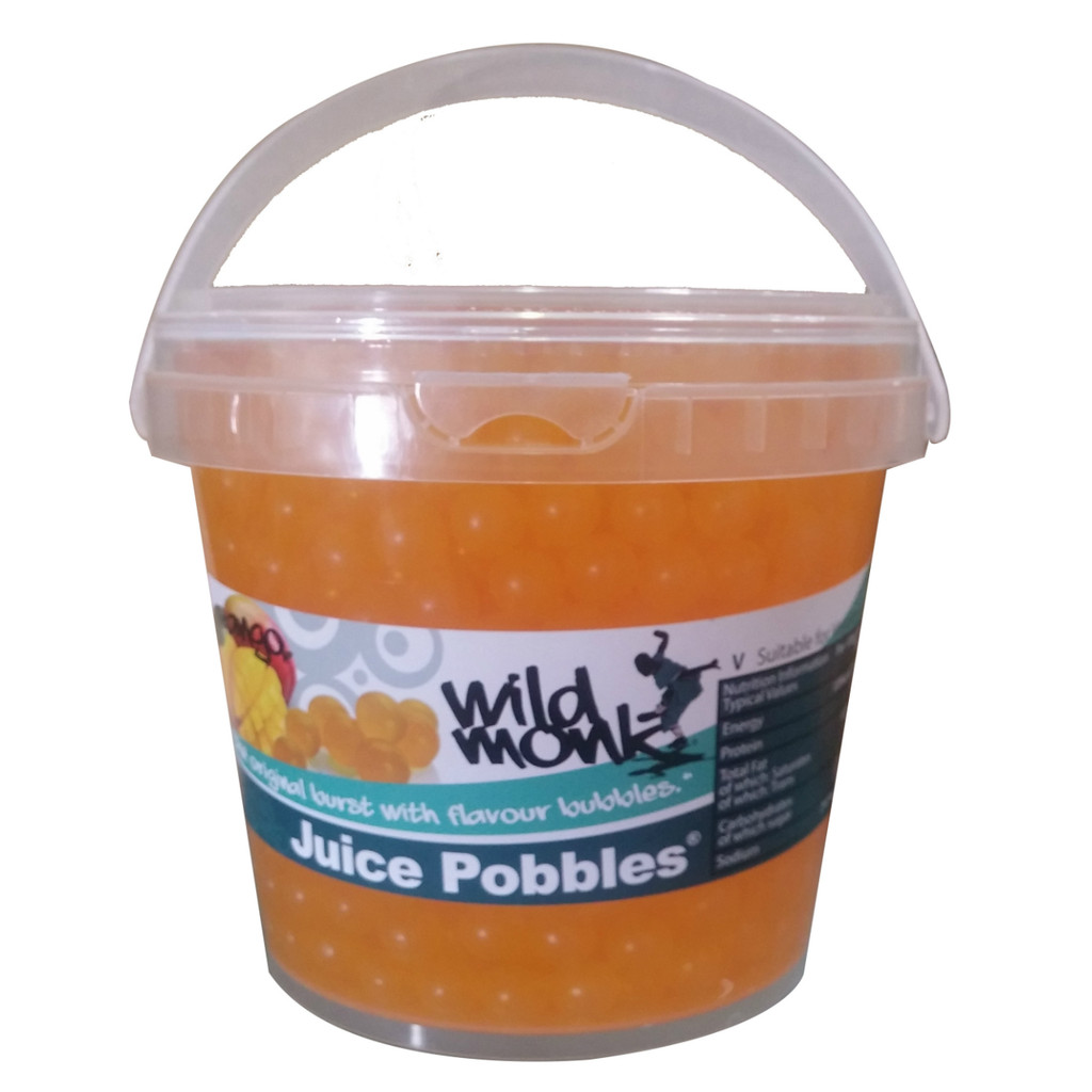 Wild Monk Bubble Tea Pro Kit (FREE TOOLS AND STRAWS) - Classic