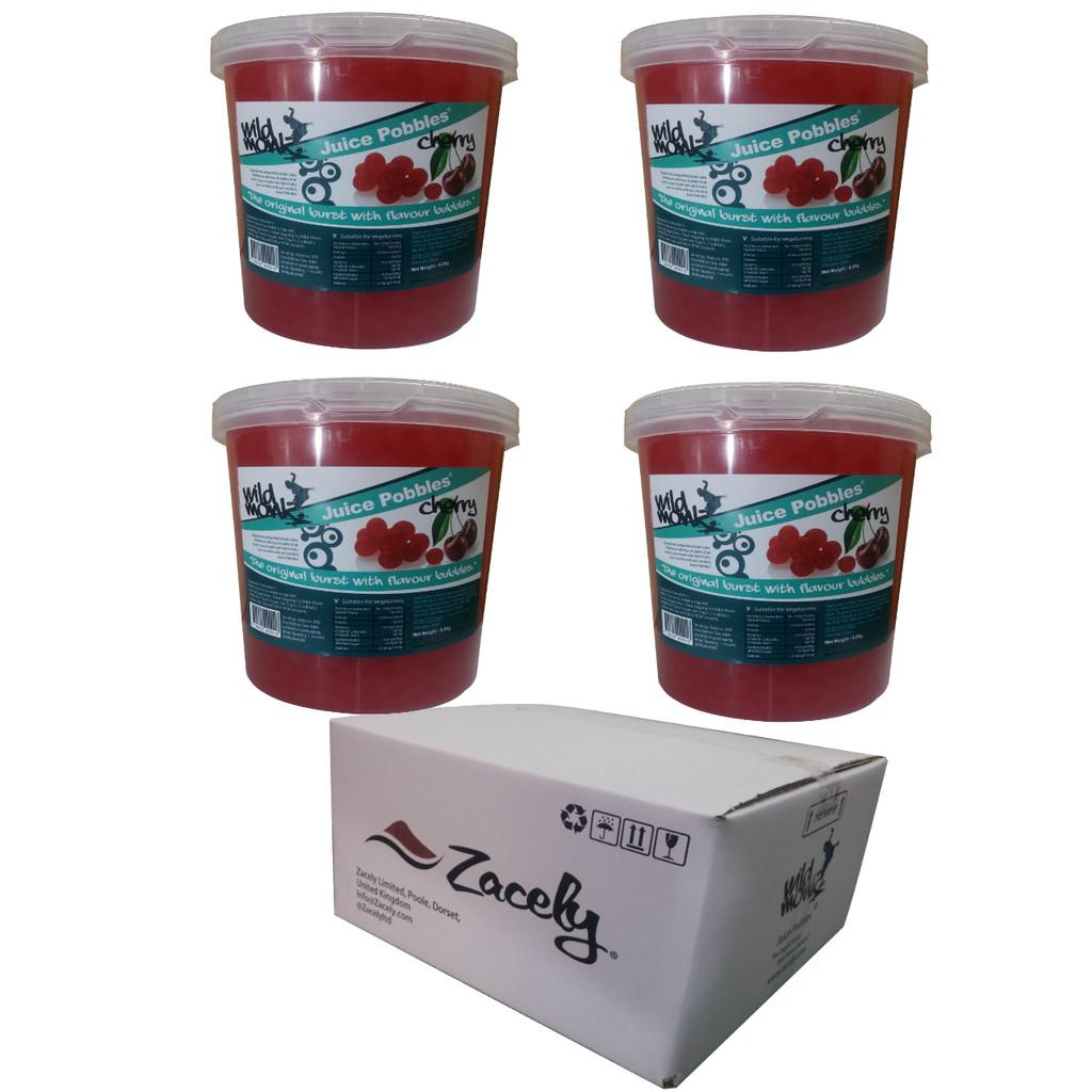 Wild Monk Cherry Juice Pobbles (Case)