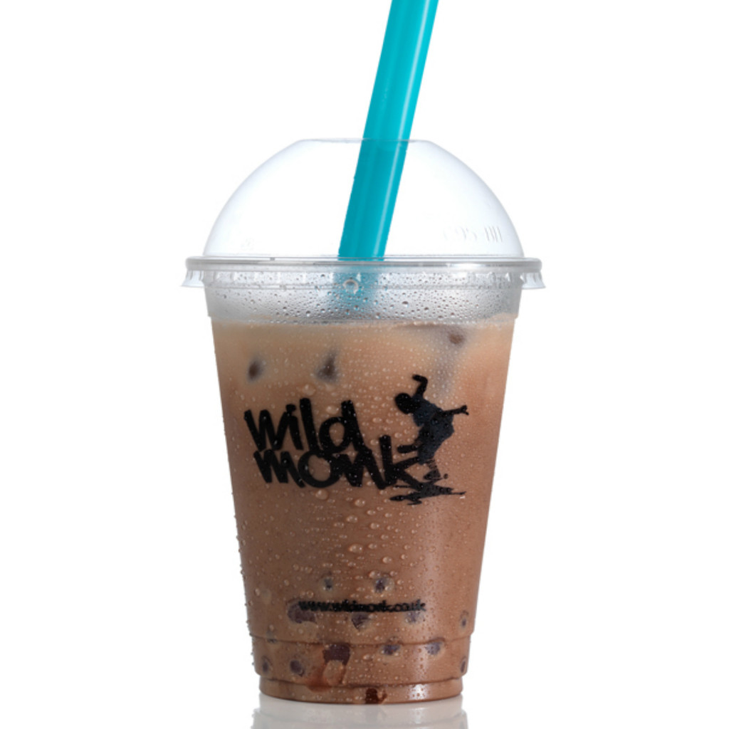 Chocolate Bubble Tea Mix by Wild Monk
