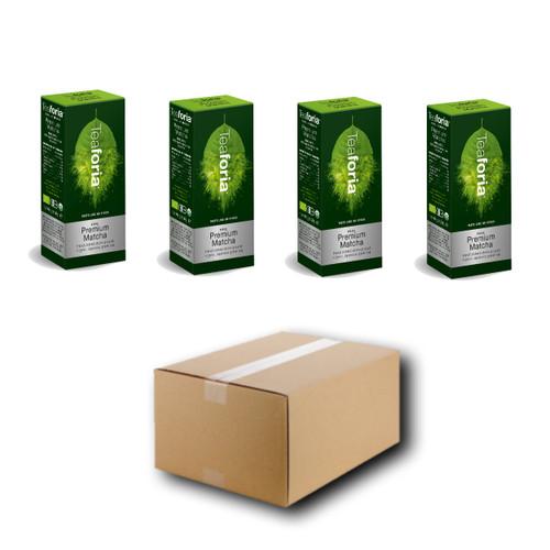 PREMIUM Japanese Organic Matcha (Case) 4 units