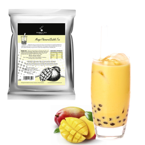 1kg MANGO Bubble Tea Powder