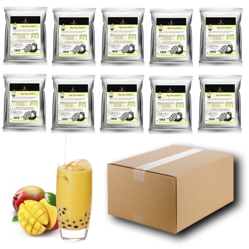 1kg MANGO Bubble Tea Powder (10 x 1kg units = £8.50/unit)