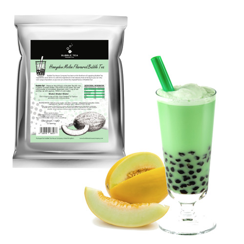 1kg HONEYDEW MELON Bubble Tea Powder