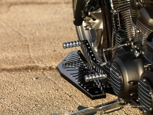 Blacksmith Phantom Machete Heel Toe Shifter Black