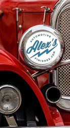 Alexs Automotive Finishes