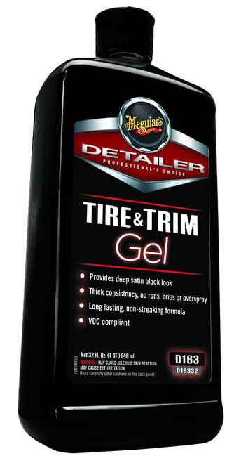 Meguiar's Trim & Tire Gel 32oz.