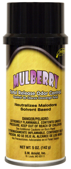 SM Arnold - Mulberry Scented Odor Bomb