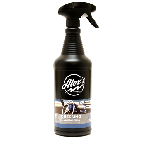 Alex's Automotive Finishes All Purpose Dressing - 32 oz.