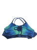 Girls Flutter top two piece swimsuit-Sea