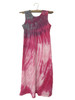 Girls Maillot Maxi- Pink Poodle