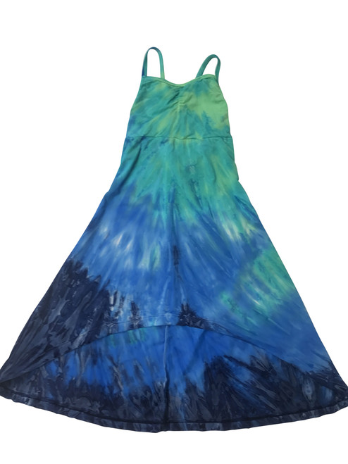Girls  cami maxi-Sea