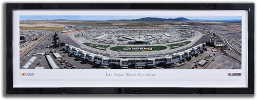 Las Vegas Motor Speedway taken during the Kobalt 400 Monster Energy NASCAR Cup Series race.