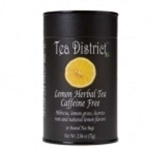 Lemon Herbal Tea - Tea District
