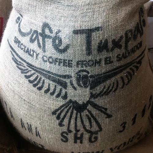 El Salvador Santa Ana SHG EP Green Coffee Beans