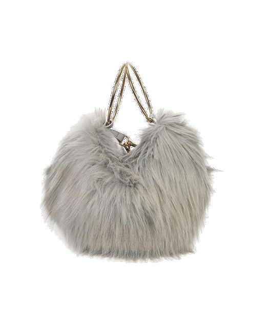 Sample Fake Fur Bag