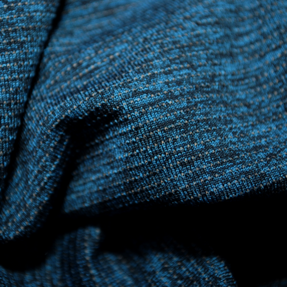 Flatiron Crew Neck - Cold Steel Blue