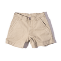 Canvas Stand Up Shorts