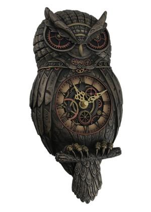 https://s3.amazonaws.com/zeckosimages/US-WU77195A4-steampunk-owl-pendulum-wall-clock-1I.jpg