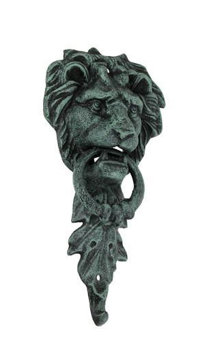 Cast Iron Lion Door Knocker