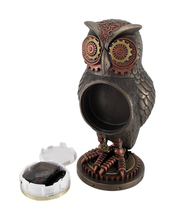 https://s3.amazonaws.com/zeckosimages/US-WU76683V4-steampunk-owl-gear-clock-bronze-2I.jpg