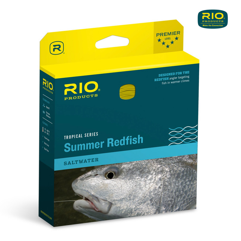 Rio Summer Redfish Fly Line in the Box
