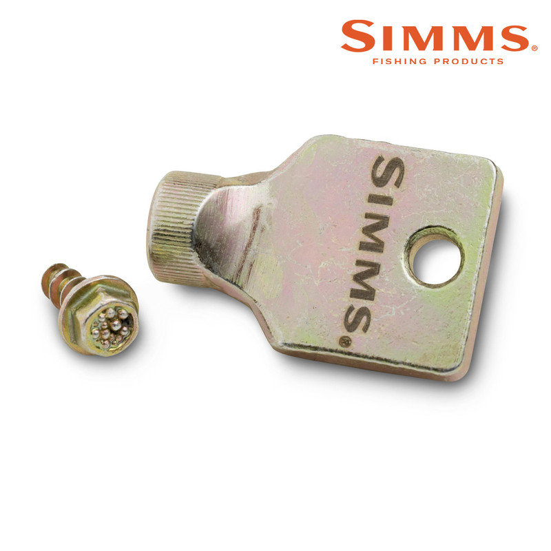Simms HardBite Stud with Nut Driver