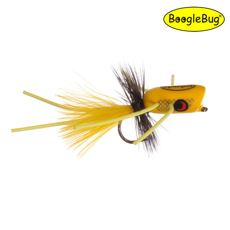 BoogleBug Amnesia Bug in the color Yella Fella