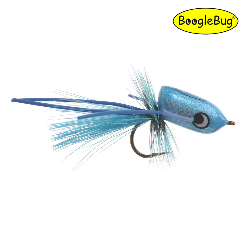 BoogleBug BoogleBullet #6 Electric Damsel Popper