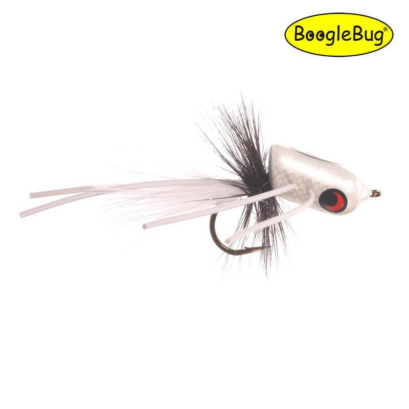 BoogleBug BoogleBullet in the color Pearly White
