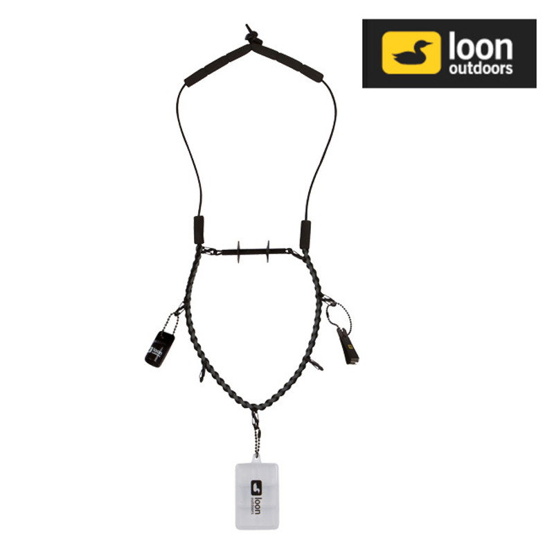 Loon Neckvest Lanyard Loaded