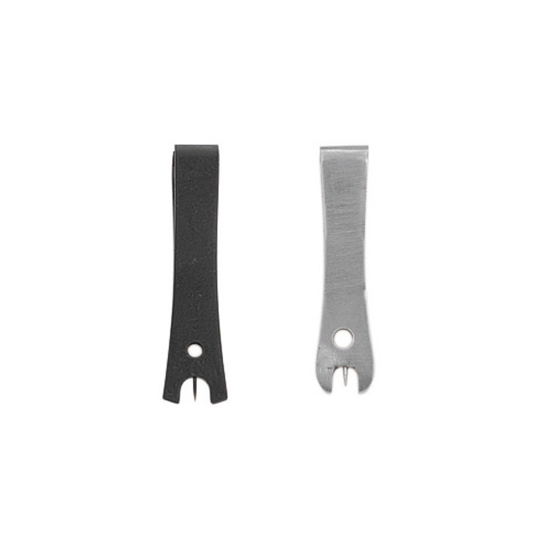 ECO Nippers shown in the colors Black and Satin