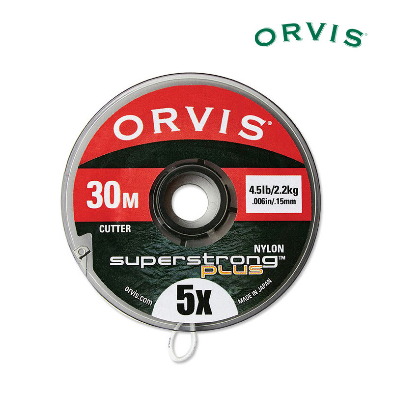 Orvis Super Strong Plus Tippet on the Spool