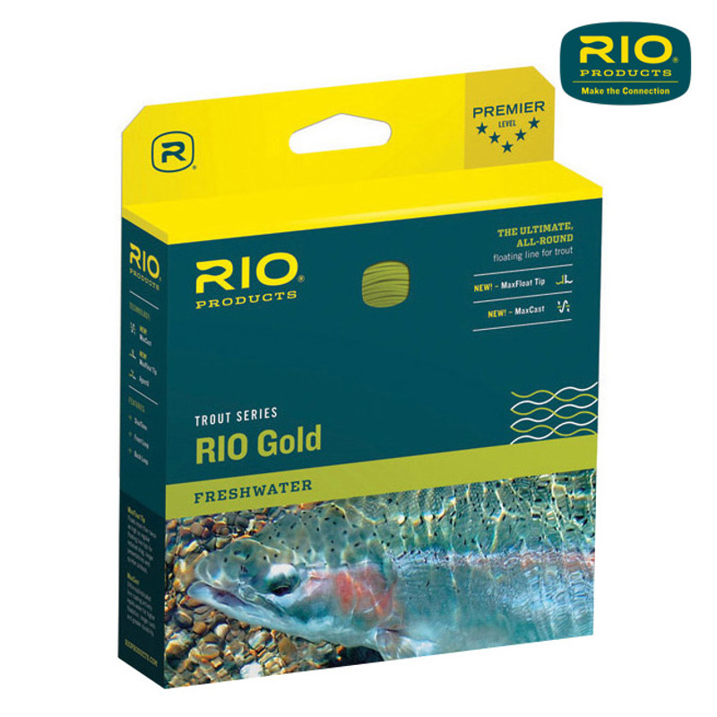 Rio Gold Fly Line In The Box