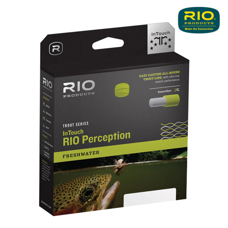 Rio InTouch Perception Trout Fly Line In The Box
