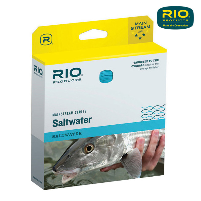 Rio Mainstream Saltwater Fly Line In The Box