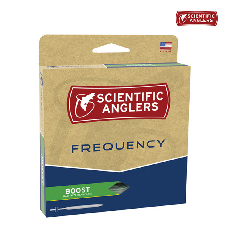 Scientific Anglers Frequency Boost Fly Line In The Box