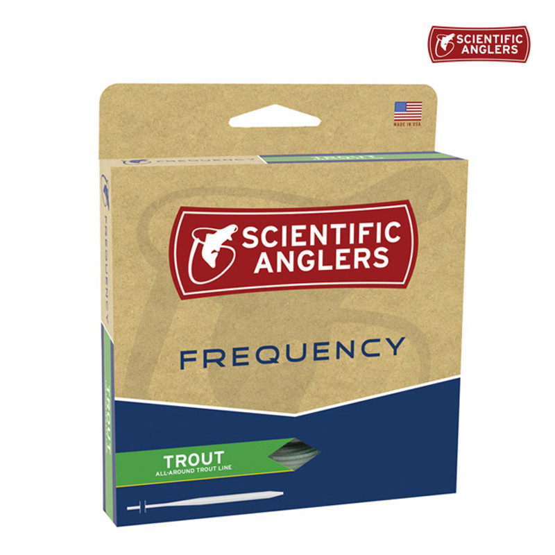 Scientific Anglers Frequency Trout Fly Line In The Box