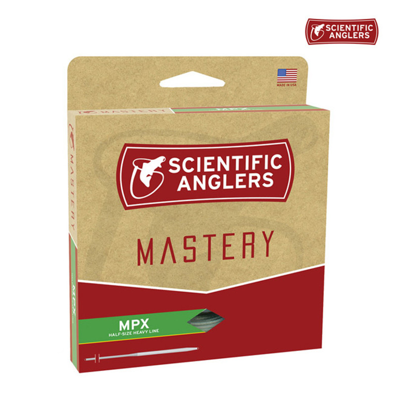 Scientific Anglers Mastery MPX Fly Line In The Box