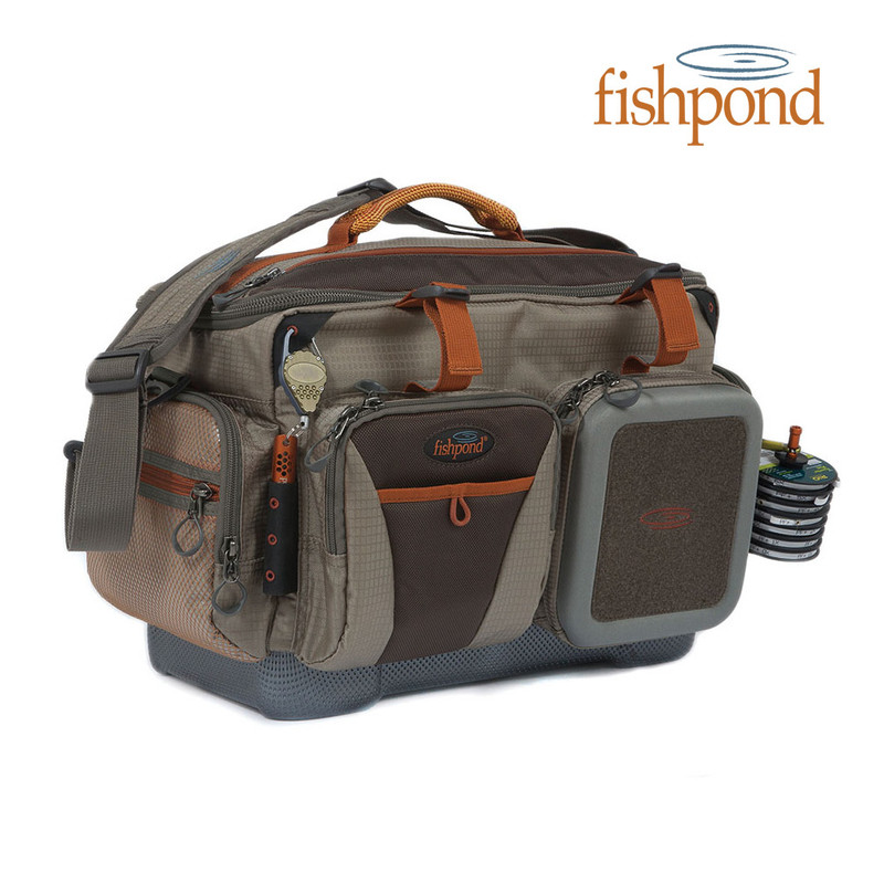 Fishpond Green River Gear Bag Front View