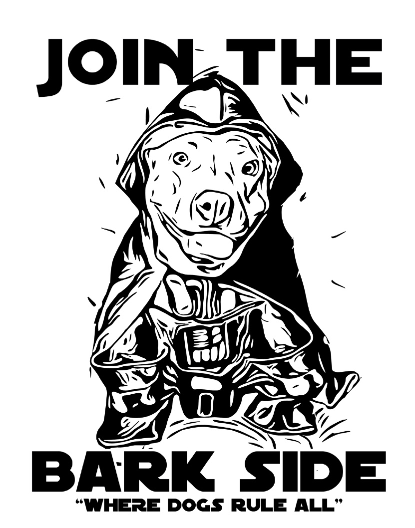 JOIN THE BARK SIDE
