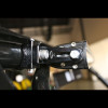 Axia Alloy Roll Cage Light Bar Mounts