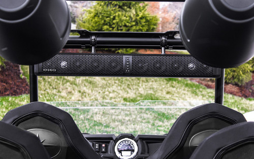 THOR Series TPS10 10-Speaker Bluetooth® Powersports Amplified Soundbar