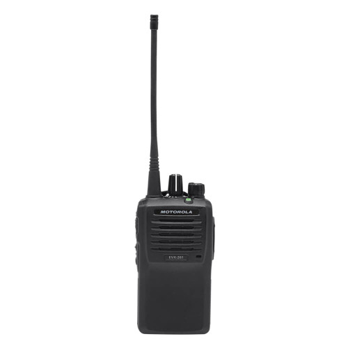 EVX-261 Portable Digital Two-Way Radio
