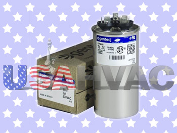 024-24053-000, 024-24053-700 - OEM York Coleman Luxaire Dual Run Capacitor