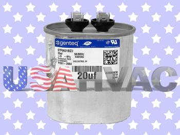 HC91DA020 - OEM Bryant Carrier Payne Run Capacitor