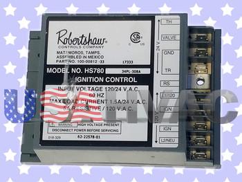 100-00812-31 - OEM Ruud Rheem Weather King Control Circuit Board