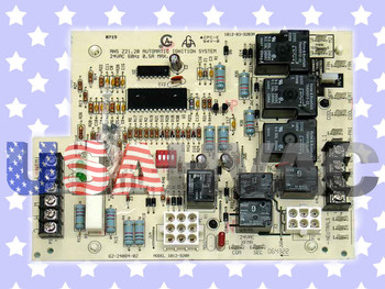 1012-83-921B - OEM Ruud Rheem Weather King Control Circuit Board